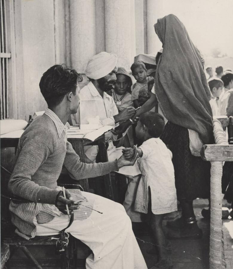 Tuberkulosebekæmpelse i det uafhængige Indien 1948-1978 – et dansk bidrag til internationalt ...